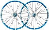 Spank Spoon32 EVO 27,5 Zoll wheelset 20 mm, 12/150 mm Laufräder, Blue, 650 B