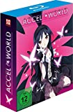 Accel World Vol. 1 (+ Sammelschuber) [Blu-ray] [Limited Edition]