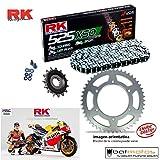 Kit de Cadena RK Suzuki GSXR 600 2001-05 15/45-110 K1-K5