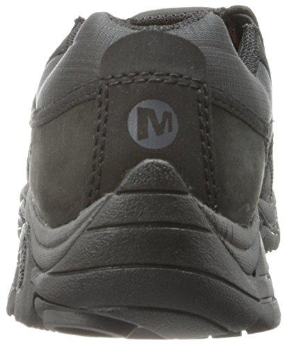 Merrell  MOAB ROVER MOC, Mocassins pour homme Noir (nero (Black))