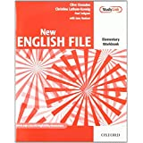 New English File Elementary: Student's Book and Workbook Without Answer Key Multi-ROM Pack (New English File Second Edition)