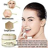 ZUZU Carbonated Bubble Clay Koreanische Maske für die Gesichtsreparatur Gesichtsmasken Feuchtigkeitsspendende Whitening Feuchtigkeitsspendende Gesichtspflege