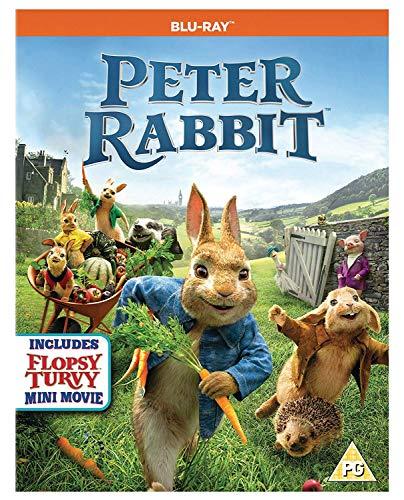 Peter Rabbit [Blu-ray] [UK Import]