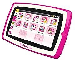 Idea Regalo - Lisciani Giochi 51557 - Mio Tab Barbie