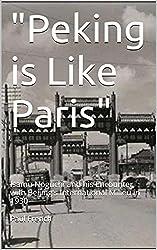 Peking is Like Paris: Isamu Noguchi and his Encounter with Beijing's International Milieu in 1930