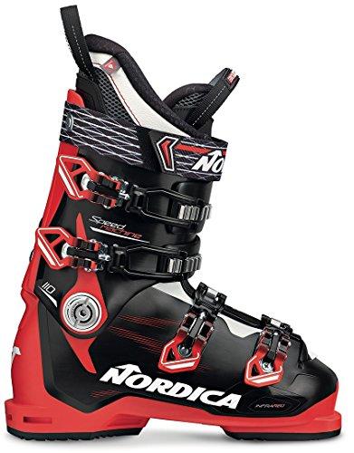 Nordica Herren 050H30-M86 Skischuh Speedmachine 110 Rot/Schwarz/Weiß - MP 29,5