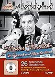 Unser Sandmännchen - Zu Besuch im Märchenland - Staffel 1 [3 DVDs]