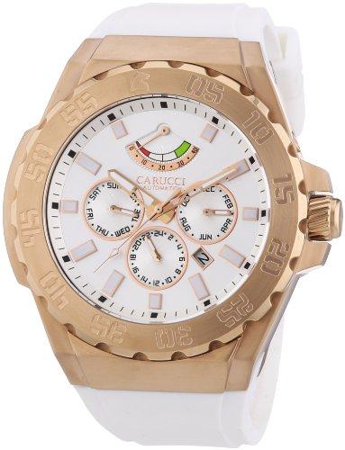 Carucci Watches CA2204RG-WH