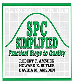 SPC Simplified: Practical Steps to Quality (Productivitys ...