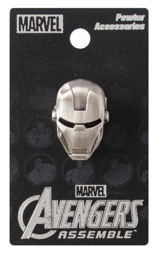 Marvel Iron Man Kopf Zinn Anstecknadel