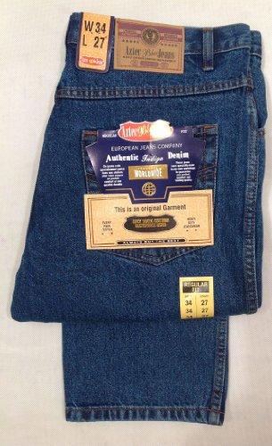 Aztec Blue Jeans - Jeans -  Homme Gris - Délavé