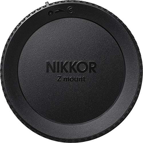 Nikon LF-N1 Caméra Numérique 62mm Noir Capuchon d'objectifs - Capuchons d'objectifs (6,2 cm, Noir, Caméra Numérique, NIKKOR Z 24-70 mm 1:4 S NIKKOR Z 35 mm 1:1,8 S NIKKOR Z 50 mm 1:1,8 S, Plastique)