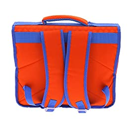 ATM Rentrée des Classes 2017 Cartable, 36 cm, Orange