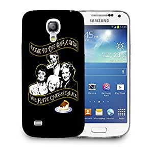 Snoogg Come To The Dark Side Designer Protective Back Case Cover For SAMSUNG GALAXY S4 MINI