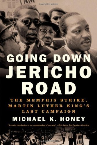 Going Down Jericho Road: The Memphis Strike, Martin Luther King's Last Campaign by Michael K Honey (15-Feb-2008) Paperback par Michael K Honey