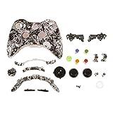 Ersatzfall Gehäuse Case Hülle Shell Taste Kit für Xbox 360 Controller - #2
