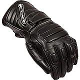 Buffalo Arctic - Motorrad-Handschuhe - dicht - Winter - Leder - Schwarz - L