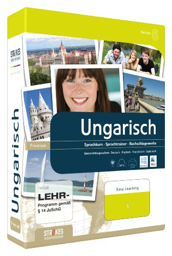 Strokes Easy Learning Ungarisch 1 Version 6.0