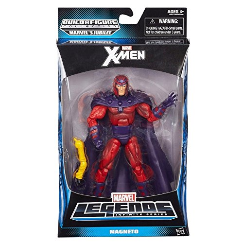 Marvel X-Men Legends Magneto Figura de Acción