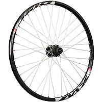 Taylor Wheels 26 pollici ruota posteriore bici Mach1 MX Disc Shimano 6fori nero