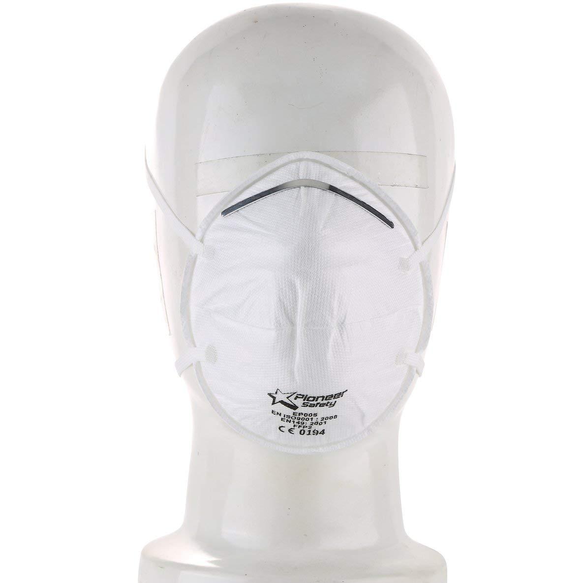 Máscara N95, Máscara ffp2, Máscara para Exteriores, Máscara anticontaminación Anti Pm2.5, Prevención con Capas de válvula FFP2 Filtro de Smog, Polvo, frío