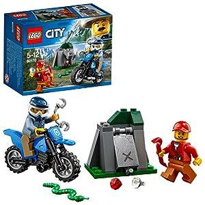 LEGO City 60170 - Police - Inseguimento Fuori Strada 5702016093773 LEGO
