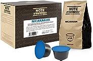 Note D'Espresso Nicaragua, Capsule per caffè, in capsule esclusivamente compatibili con macchine Nescafé*