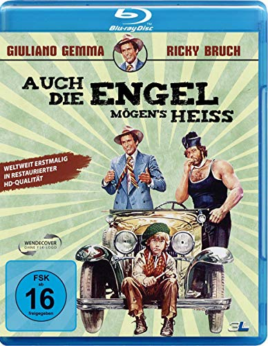 Auch die Engel mögen's heiß [Blu-ray]