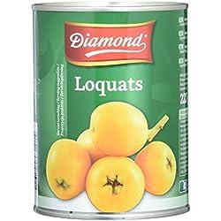 Import Loquats, leicht gezuckert, 567 g Packung