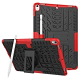 iPad Pro 10.5 Case,COKAUNION Shockproof Scratch Proof TPU Inner Sleeve & Impact-Resistant Hard