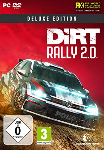 DiRT Rally 2.0 Deluxe Edition  [PC]