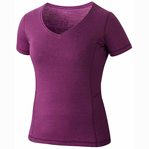 Fjällräven Abisko Cool W pour femme T-shirt Fuxia (358)