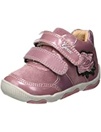 Geox B New Balu' Girl B, Zapatillas para Bebés