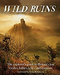 Wild Ruins: The Explorer's Guide to Britain Lost Castles, Follies, Relics and Remains by Dave Hamilton (8-Jun-2015) Paperback