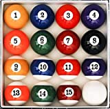 Belco 16 Pool Balls Set