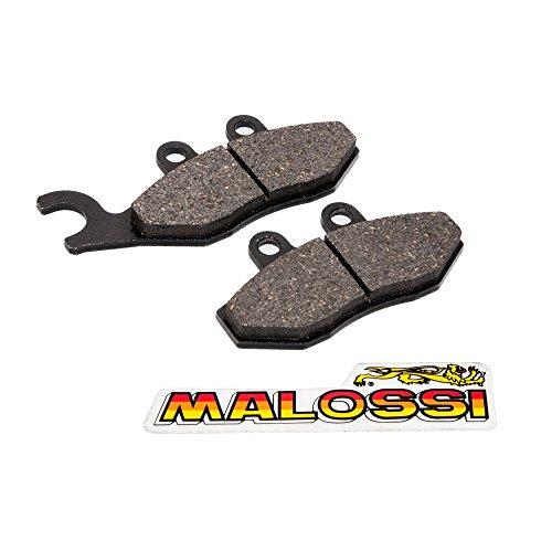 Pastiglie freno, MALOSSI Sport S51, Aprilia 50per 125/Gilera Runner/Piaggio 50-250/vespa-300con ABE, E24E-mark