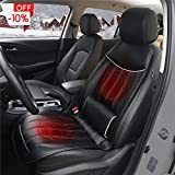 Best Car Seat Massagers - Heated Car Seat Cushion,2 in 1 Back Massager Review