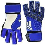 adidas Herren Ace League Torwarthandschuhe, Blue/Core Black/White/Shock Pink S16, 9
