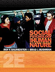 [(Study Guide for Baumeister/Bushman's Social Psychology and Human Nature)] [By (author) Roy F. Baumeister ] published on (January, 2010)