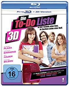 Die To-Do Liste [3D Blu-ray + 2D Version]