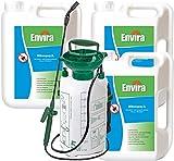 ENVIRA gegen Milbenbefall 3x2Ltr+5Ltr Sprüher