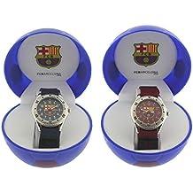 F.C.Barcelona Velcro - Reloj Cadete / Caballero, 35mm Surtido A Elegir 1