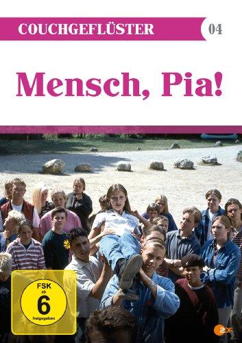 Couchgeflüster 4: Mensch, Pia! - Die komplette Serie (digital restauriert) (3 DVDs)