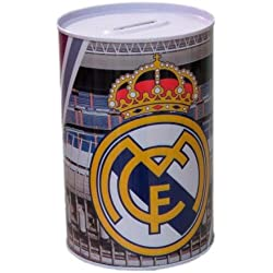 Hucha metalica Real Madrid