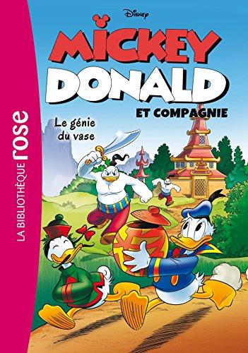 Mickey, Donald et Compagnie 05 - Le génie du vase