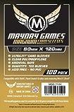 Maydaygames - 100 Protège Cartes 80x120mm - Pour Dixit (7104)