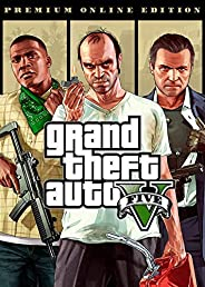 GRAND THEFT AUTO V: PREMIUM ONLINE EDITION + BONUS L.A. NOIRE COMPLETE EDITION ROCKSTAR PC DOWNLOAD CODE (NO C