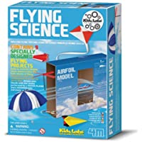 Price comparsion for Create Your Own Flying Science Experiments - Educational Set - Number One Educational - Educational Science Present Gift Ideal For Christmas Xmas Stocking Fillers Age 8+ Girls Boys Kids Children