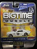 65 Ford Mustang Police Car (White) Dub City - Best Reviews Guide