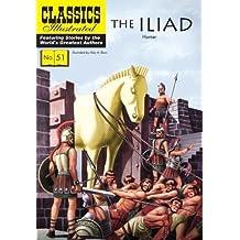 The Iliad (Classics Illustrated)